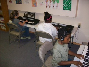 Musikgarten Lesson at Hilliard Community Music School