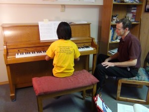 Piano Lessons at our Hilliard Studio